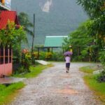 Getting to Vang Vieng from Thailand.