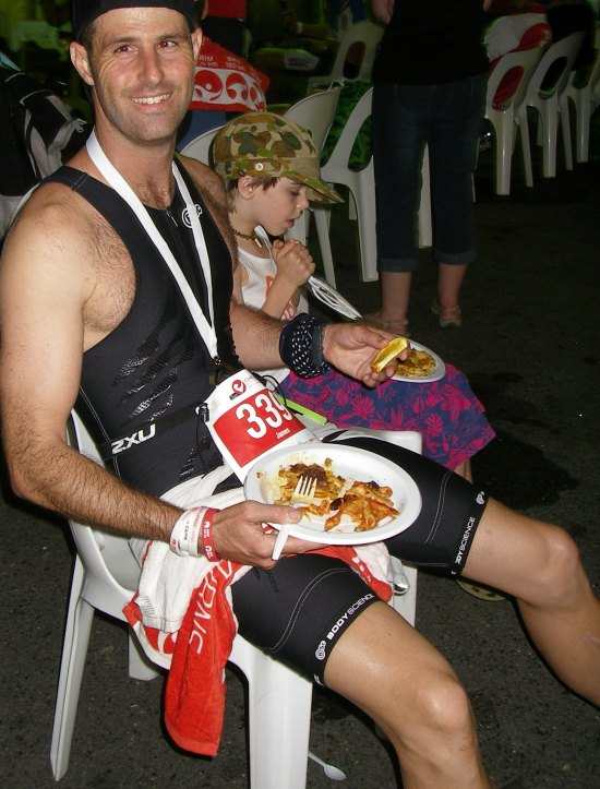 Cairns Ironman triathlon, my first Iron Man.