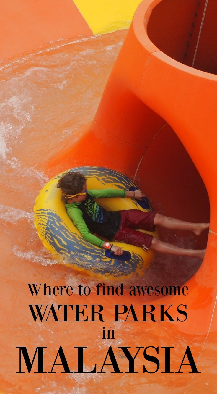 Best water parks in Malaysia