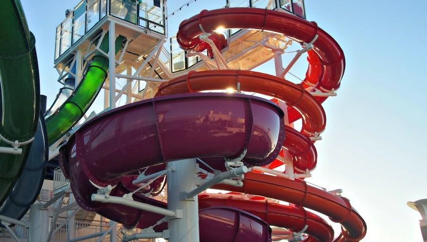 Speed slides in Malaysia