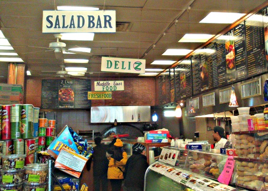 What's in a New York Deli