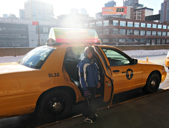The best way to get around New York. New York Taxi