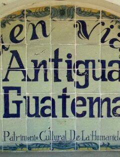 welcome to antigua