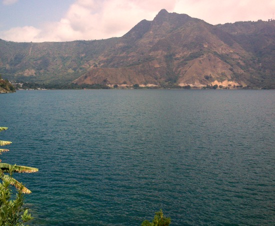 Indian Head Lake Atitlan
