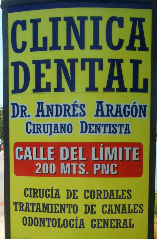 The dentist I never found
