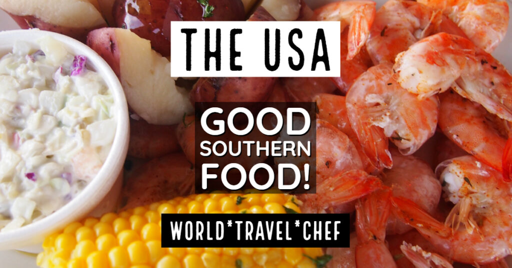What is southern food