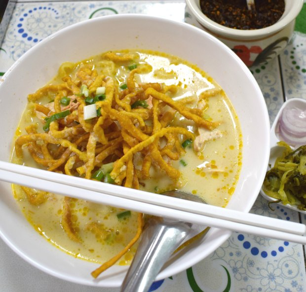 Khao Soi Thai food