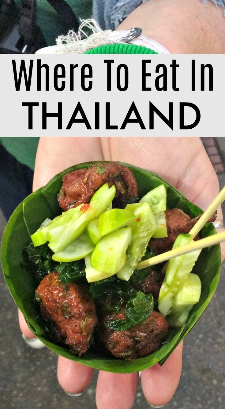 Where to Eat in Thailand