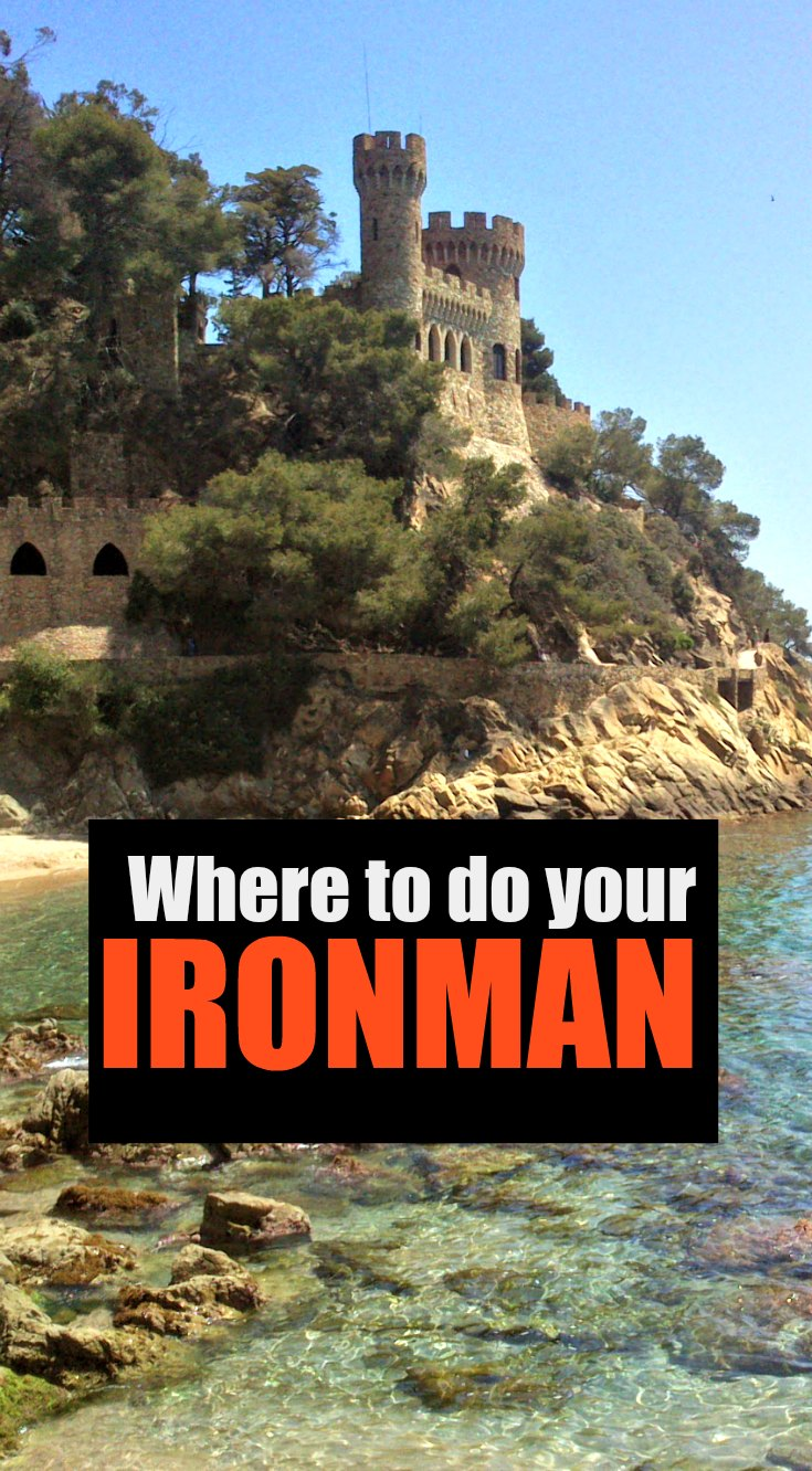 Is this where to do an Ironman