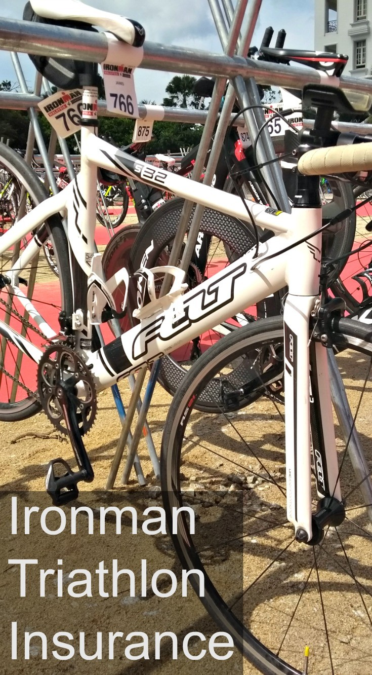 ironman triathlon insurance