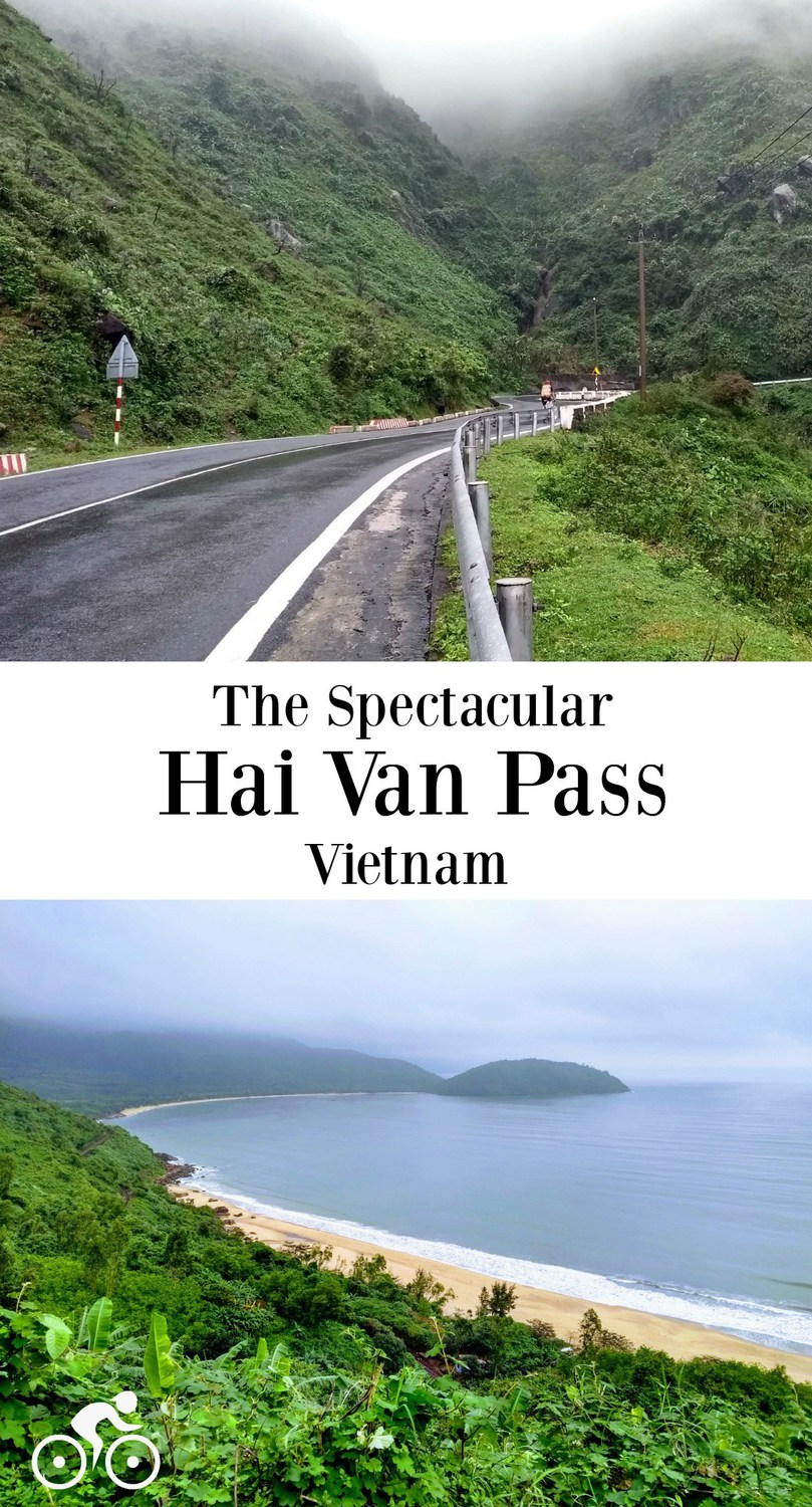 Hai Van Pass Vietnam from Hoi An to Danang and Hue