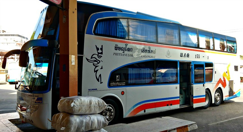 Getting from Bangkok to Siem Reap