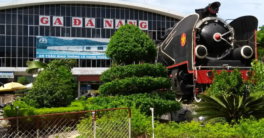 Da Nang Train Station - Hue to Hoi An