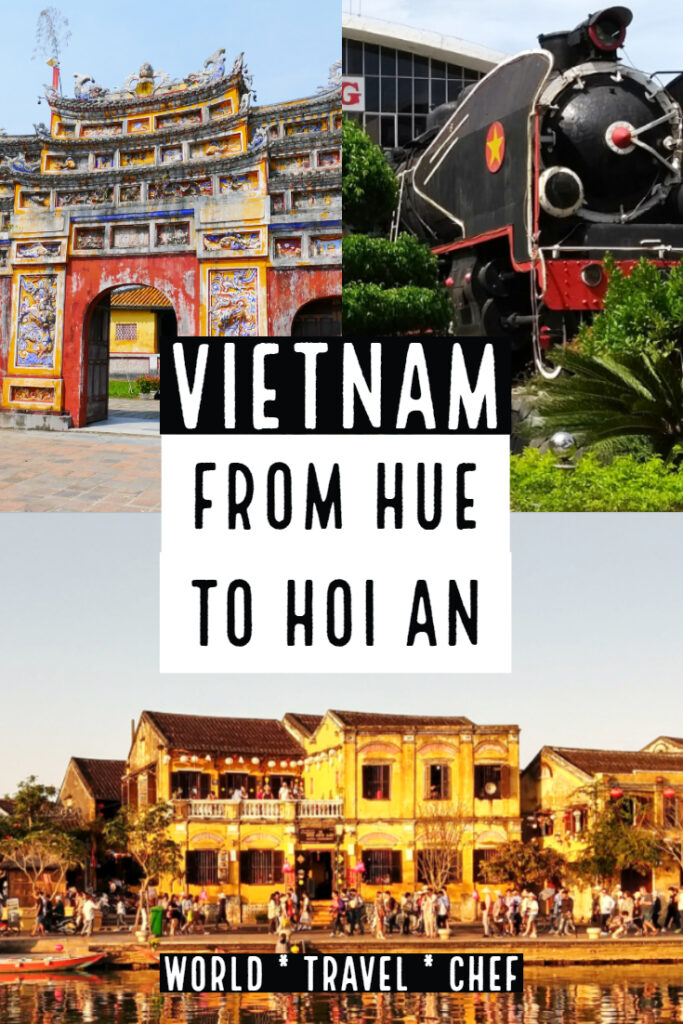 From Hue to Hoi An Vietnam Train Bus Transfer or Taxi