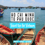 Getting From Ho Chi Minh City to Phu Quoc – The Best Ways