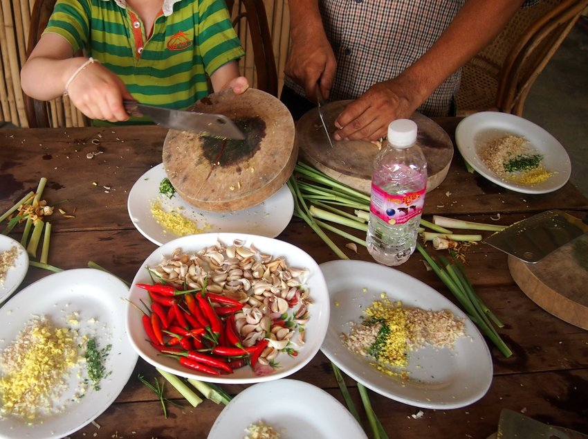 World Food Blog Cambodian