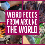 Weird Foods Around the World to Try