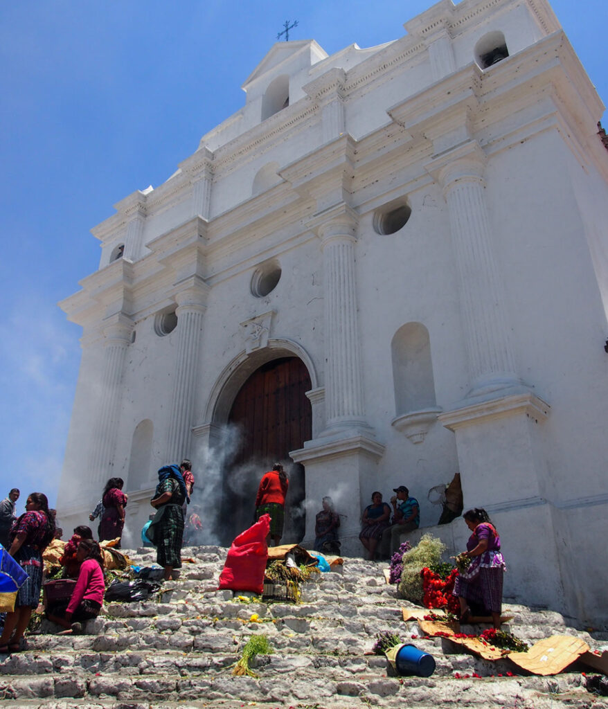 Places to visit in Guatemala Chichicastenango