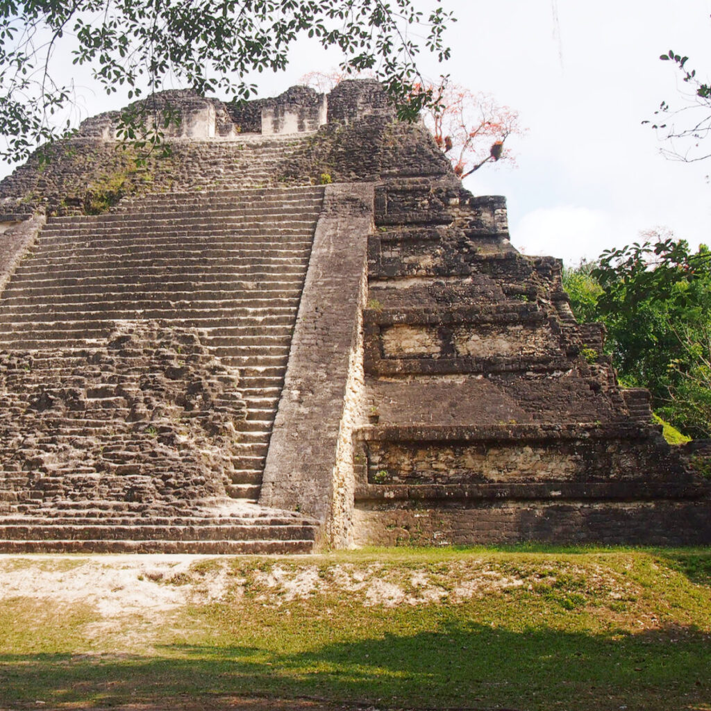 Places to visit in Guatemala tikal