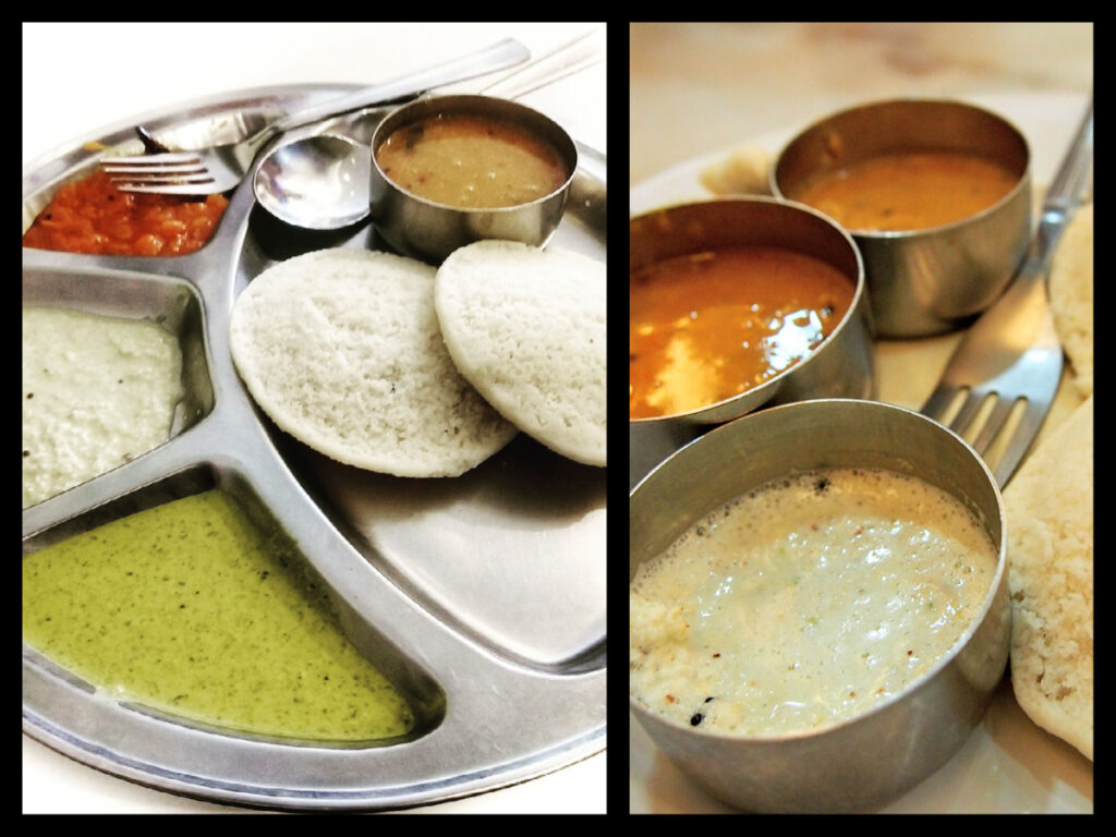 what to serve with idli
