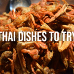 Thai Dishes To Try