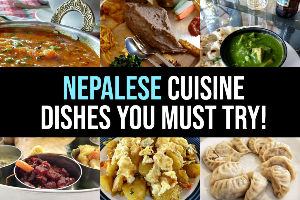 nepalese cuisine dishes