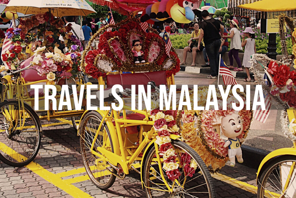 travels in Malaysia blog