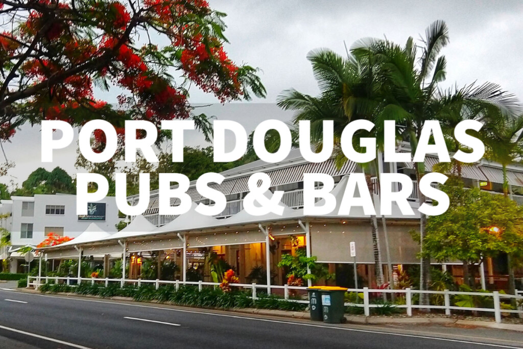 port douglas pubs and bars best the courthouse hotel pub